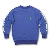 [AUB]에이유비 - LOCALPRIDE_MTM_LILAC 로컬프라이드 기모 크루넥 스��셔츠 맨투맨