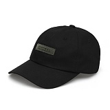 [언더컨트롤]UNDERCONTROL - M PACK / CLASSIC B B / BLACK_볼캡 야구모자 캡모자 패널캡 모자