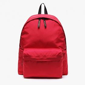 [루드마크]RUDE MARK - CORDURA DAY PACK (RED) 코듀라 데이 팩 무지백팩 데이백 학생 가방