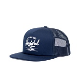[허쉘]HERSCHEL - WHALER MESH (NAVY) 메쉬캡 스냅백 모자