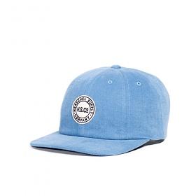 [허쉘]HERSCHEL - GLENWOOD (LIGHT WASHED DENIM) 야구모자 베이스볼캡 모자