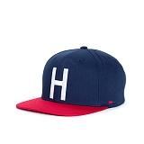 [허쉘]HERSCHEL - TOBY (NAVY/RED) 야구모자 베이스볼캡 모자
