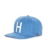 [허쉘]HERSCHEL - TOBY (LIGHT WASHED DENIM) 야구모자 베이스볼캡 모자