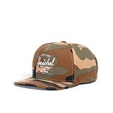[허쉘]HERSCHEL - WHALER (WOODLAND CAMO) 스냅백 모자