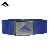 [EMERICA] SMASH 2.0 WEB BELT (Blue)