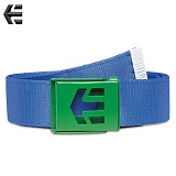 [Etnies] STAPLEZ BELT (Blue/Green)