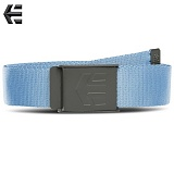 [ETNIES] STAPLEZ WEB BELT (PACIFIC BLUE/GREY)