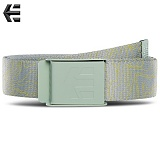 [ETNIES] STAPLE GRAPHIC WEB BELT (GREY/LT GREY)