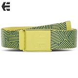 [ETNIES] STAPLE GRAPHIC WEB BELT (GOLD)