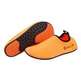 [밸롭] BALLOP - 아쿠아슈즈 웨이브 오렌지 워터파크 신발 실내운동화