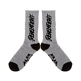 [레벨에잇]REBEL 8 QUICKNESS SOCKS GREY 삭스 양말