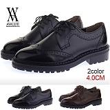 [에이벨류]avlaue-2209 mens 529 wingtip shoes(2종)- 남성용 클래식 529 윙팁 로퍼 남자 구두 캐주얼 정장화