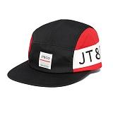 [제이티앤씨오]JT&CO SPORT CAMP CAP (BLACK) 스포츠 캠프캡