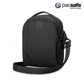 [팩세이프]PACSAFE - Metrosafe LS100 Black (도난방지 여행용 크로스백)