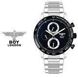 [BOY LONDON] 보이런던시계 BLD9235-svbk남성 메탈손목시계