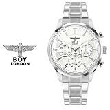 [BOY LONDON] 보이런던시계 BLD9215-SV 남성 메탈손목시계
