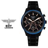 [BOY LONDON] 보이런던시계 BLD9215-ABK 남성 메탈손목시계
