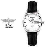 [BOY LONDON]보이런던 BLD5115L-SV 여성 가죽손목시계