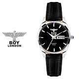 [BOY LONDON]보이런던 BLD5115L-BK 여성 가죽손목시계