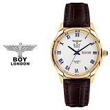 [BOY LONDON]보이런던 BLD5150M-GD 남성 가죽손목시계