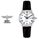 [BOY LONDON]보이런던 BLD5150L-SV 여성 가죽손목시계