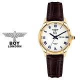 [BOY LONDON]보이런던 BLD5150L-GD 여성 가죽손목시계