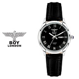 [BOY LONDON]보이런던 BLD5150L-BK 여성 가죽손목시계