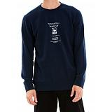 [오베이]OBEY - WAKE UP CREW 111600075 (NAVY) 스��셔츠 맨투맨 크루넥