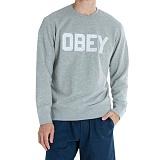 [오베이]OBEY - FORDAM CREW 111600079 (HEATHER GREY) 맨투맨