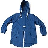 [로맨틱크라운]ROMANTIC CROWN - SPRING ANORAK COAT_BLUE 스프링 아노락 코트 자켓