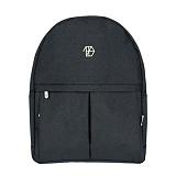 [디에즈] DIEZ - WEED OUT BACKPACK / BLACK 백팩 가방 가방 데이백 무지백팩