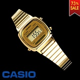 CASIO Digital Metal Gold 여성용(상품코드:11830)