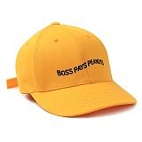 [슈퍼비젼]supervision - PEANUTS BALL CAP YELLOW - [POP] 모자 볼캡 야구모자 캡모자