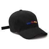 [슈퍼비젼]supervision - SINGLE BALL CAP BLACK - [POP] 모자 볼캡 야구모자 캡모자