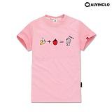 [앨빈클로] SHAKE! 반팔티셔츠 ast-3770P 반팔 반팔티셔츠 티셔츠