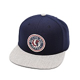 [브릭스톤]BRIXTON - RIVAL SNAPBACK 116-00267-0864 (NAVY/LIGHT HEATHER GREY) 스냅백 모자