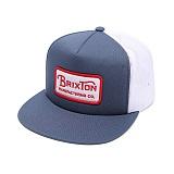 [브릭스톤]BRIXTON - GRADE MESH CAP 116-00232-0879 (WASHED NAVY) 메쉬캡 모자