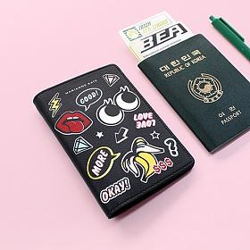 마리안케이트 - 스타일 여권 케이스