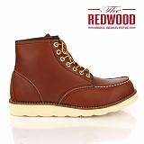[REDWOOD]레드우드 목토 부츠_여성사이즈 입고 moc-toe boots brown 워커 부츠