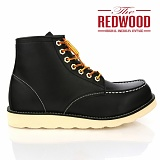 [REDWOOD]레드우드 목토 부츠_moc-toe boots black 워커 부츠