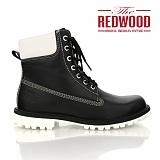 [REDWOOD]레드우드 6인치 부츠 plain-toe 6inch boots 워커 부츠