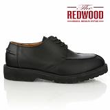 [REDWOOD]레드우드 Y팁 더비 슈즈 Y-tip derby shoes black 워커 구두 로퍼