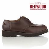 [REDWOOD]레드우드 Y팁 더비 슈즈 Y-tip derby shoes brown 워커 구두 로퍼