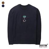 [디커스텀]DCUSTOM D52CTS551배터리 맨투맨_크루넥 스��셔츠