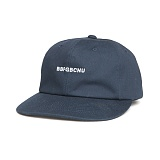 [비스폰지] BSPG BCNU LOGO CAP - NAVY 볼캡 야구모자