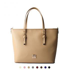 [바나바나] 도나 쇼퍼백 HMWA084JX8 베이지 여자가방 여성가방