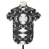 [도프]DOPE Doors Up S/S Button-Up 반팔남방 셔츠