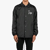 [도프]DOPE Worldwide Tour Coaches Jacket (Black) 코치자켓
