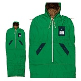 [폴러스터프]POLER STUFF - The Napsack (Bright Green)