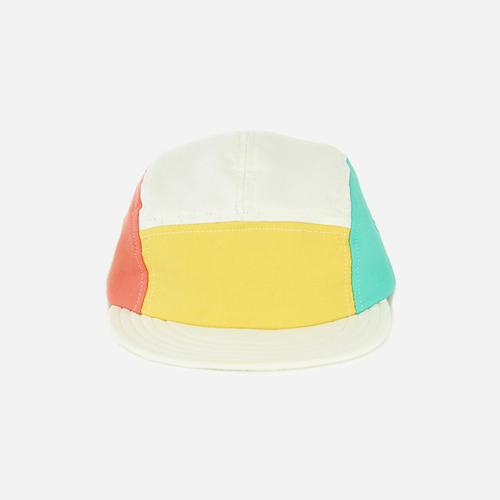 [모쿠요비]MOKUYOBI - 5 PANEL CAMP CAP (CAT BRIM) 캠프캡